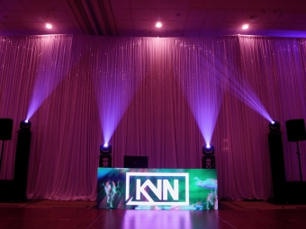 DJ KVN VIDEO WALL OTTAWA